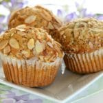 Gluten Free Lemon Poppy Seed Muffins – 5 Smart Points