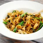 Easy Chicken Lo Mein Recipe – 7 Smart Points
