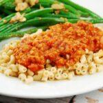Lentil Bolognese Recipe – 10 Smart Points