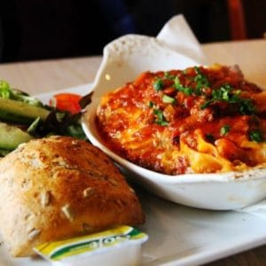 Lasagna with Bolognese Sauce 675x450 1