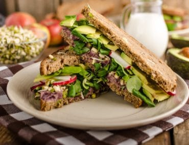 bigstock Chipotle avocado Summer Sandwi 105858173
