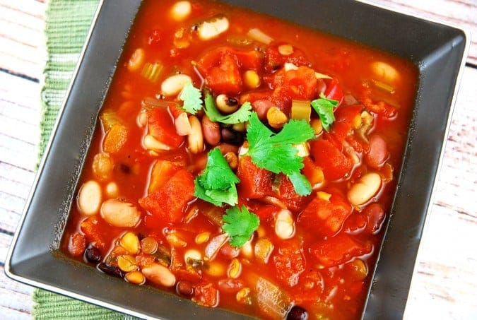 13 Bean Soup Recipe