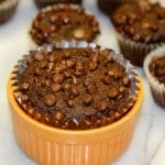 Double Chocolate Banana Muffins – 7 Smart Points
