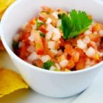 Easy Pico de Gallo Recipe – 0 Points