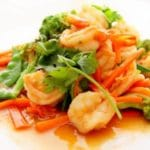 Asian Shrimp Stir Fry – 6 Smart Points