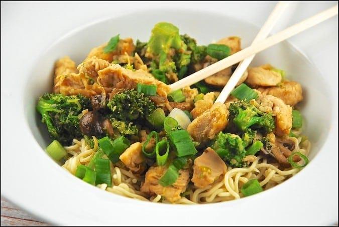 chicken broccoli stirfry