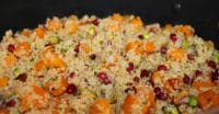 Couscous with Butternut