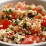 Couscous with Tomatoes – 5 Smart Points