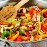 Peruvian Chicken Stir Fry Recipe – 4 Points