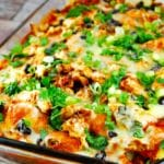 Chicken Enchilada Casserole Recipe – 8 Smart Points