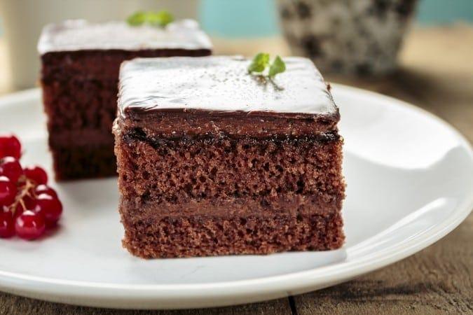 GF Zucchini Texas Sheet Cake