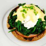 Portobello Eggs Benedict Recipe – 3 Points