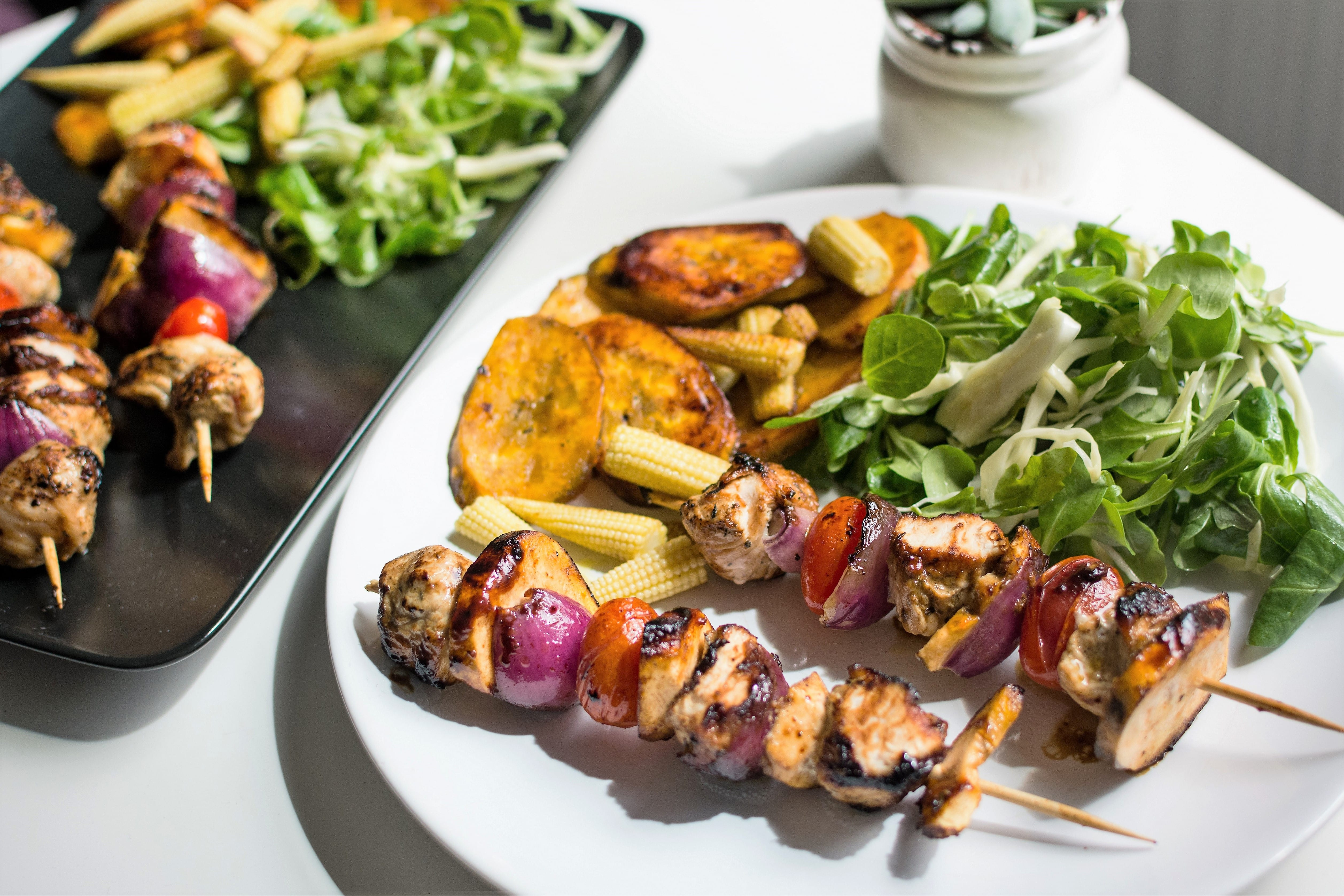 Chicken Skewers 1
