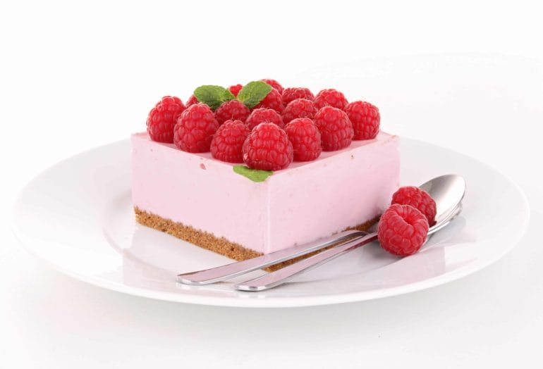 Raspberry Cheesecake Mousse 2