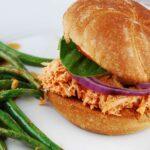 Crockpot Buffalo Chicken Sandwich Recipe – 5 Points