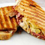 Grilled Reuben Sandwich Recipe – 8 Smart Points