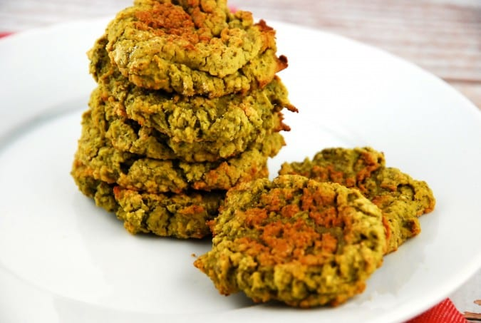 Baked Falafel with Tahini
