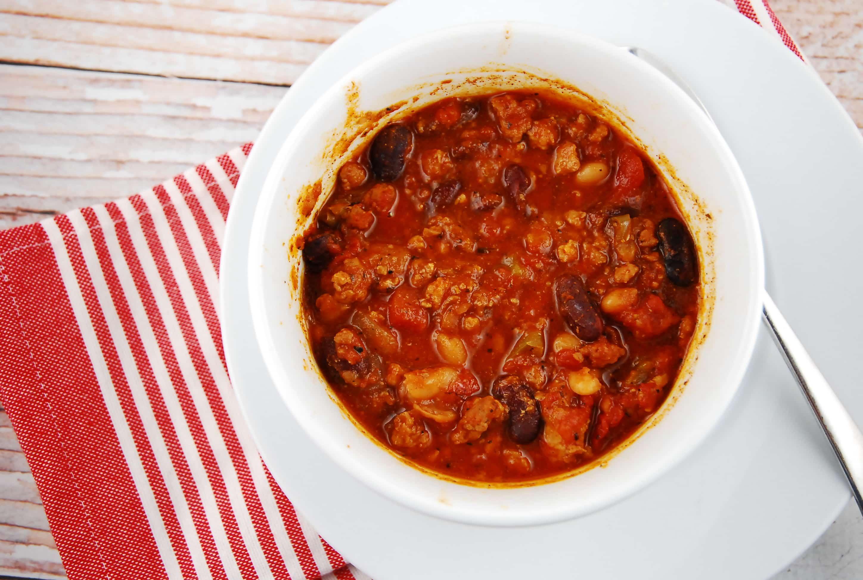 Chipotle Chicken Chili Recipe 7 Smart Points Laaloosh