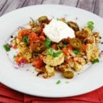 Cauliflower Nachos Recipe – 5 Smart Points