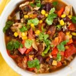 Crock Pot Chicken Taco Chili Recipe – 0 Points