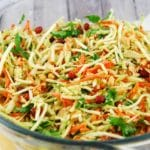 Thai Ginger Peanut Slaw Recipe – 4 Points