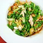 Chicken Pad Thai with Zoodles – 5 Points