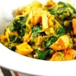Salmon Curry Recipe – 4 Points