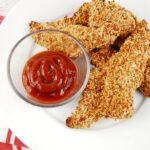 Copycat Chick-fil-A Chicken Strips – 3 Points