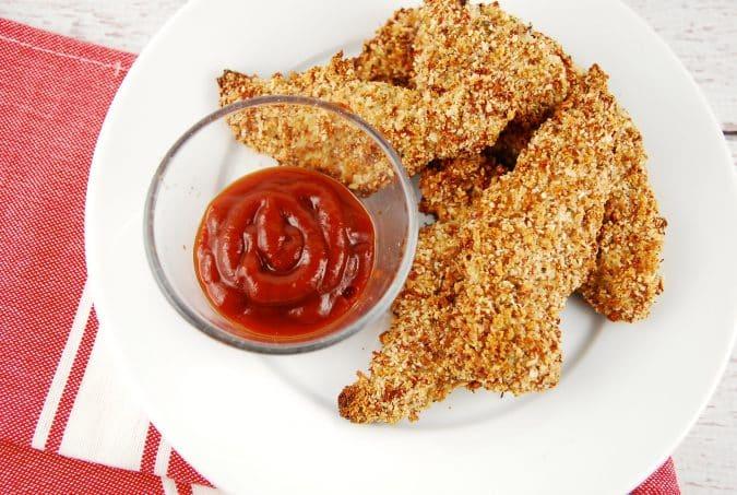 Copycat Chick-fil-A Chicken Strips