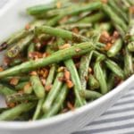 Chinese Garlic Green Beans – 1 Point