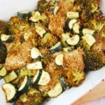 One Pan Crispy Parmesan Chicken Recipe – 7 Points