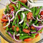 Summer Green Bean Salad Recipe – 1 Point