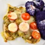 Chicken Pesto Bake Recipe – 3 Points