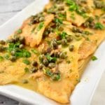 Sole Piccata Recipe – 6 Points