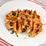 Crab Cake Waffles Recipe – 1 Point