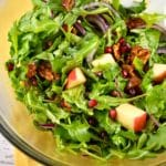 Pomegranate, Apple, and Date Salad Recipe – 4 Points