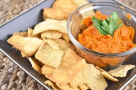 moroccan carrot dip