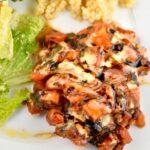 Chicken Bruschetta Bake – 3 Points