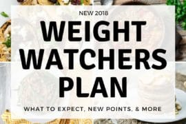 new weight watchers freestyle program 2018