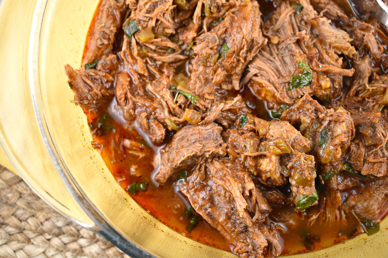 Instant Pot Beef Barbacoa