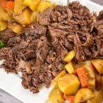 Instant Pot Sunday Pot Roast Recipe – 7 Points