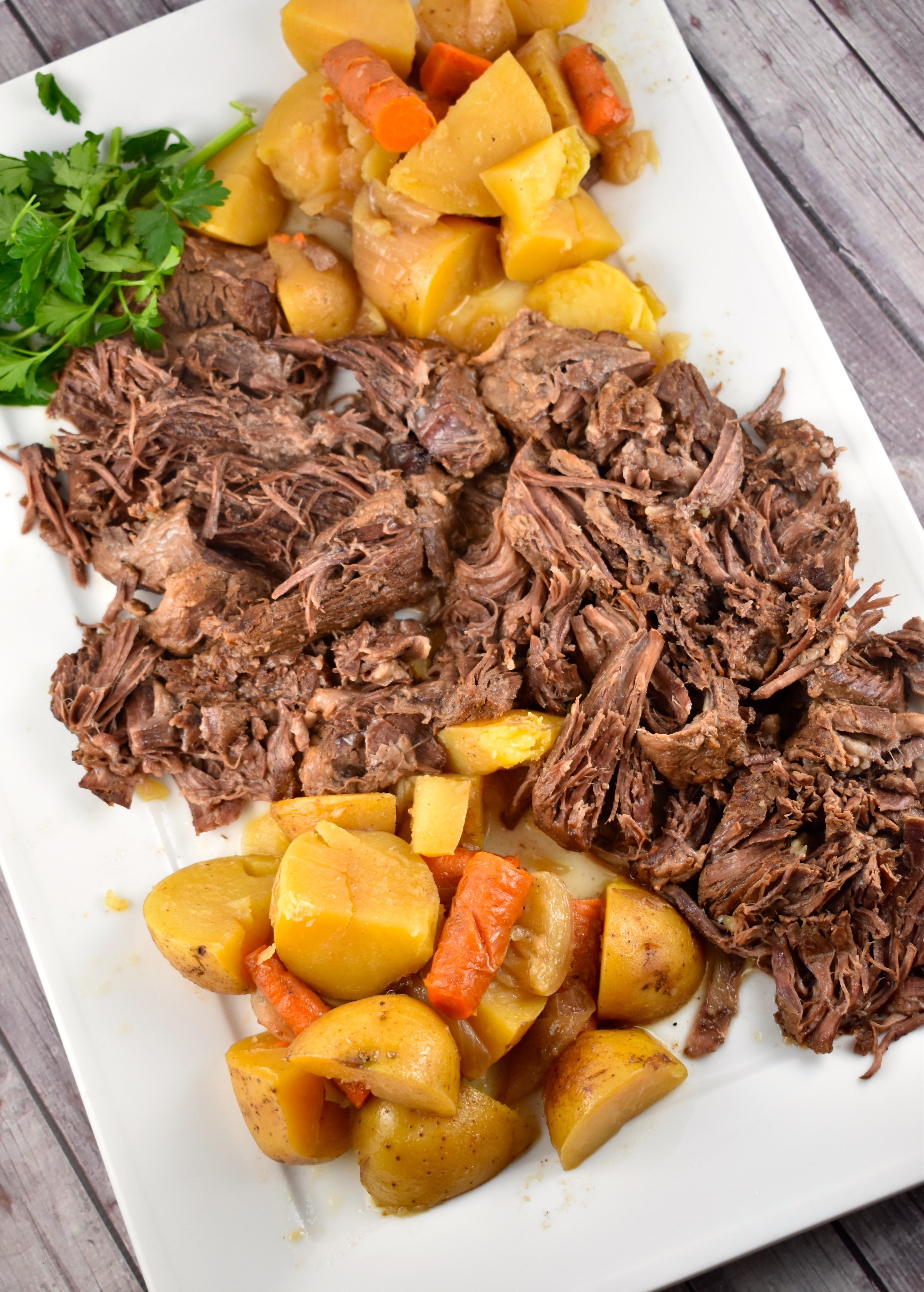 how to cook a roast in an instant pot
