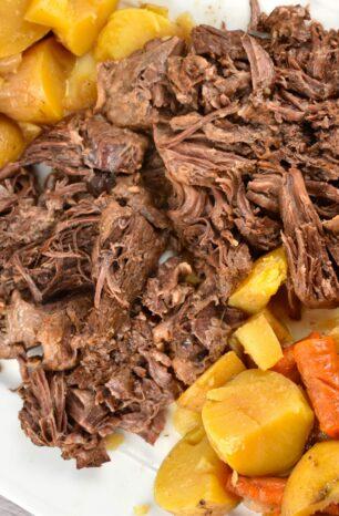 Instant Pot Sunday Pot Roast Recipe – 7 Points