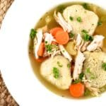 Quick and Easy Matzo Ball Soup Recipe – 5 Points