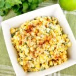 Mexican Street Corn Salad Recipe – 1 Point