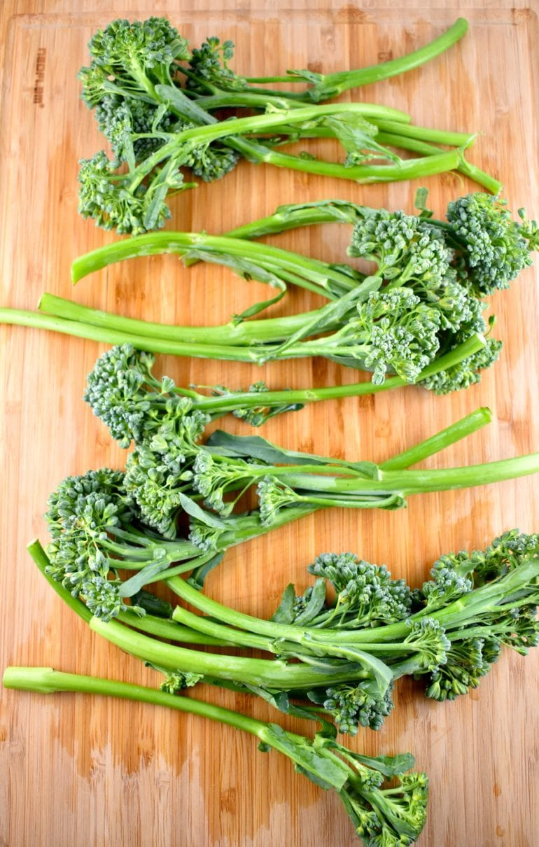 easy Asian-Style Broccolini