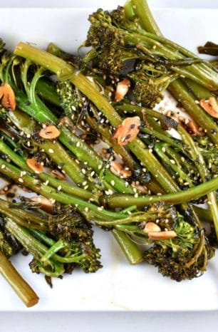 Easy Asian-Style Broccolini Recipe – 1 Point