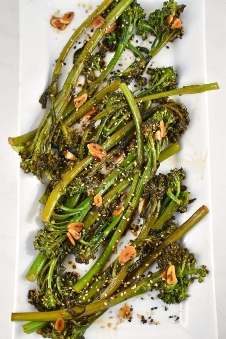 Easy Asian-Style Broccolini Recipe