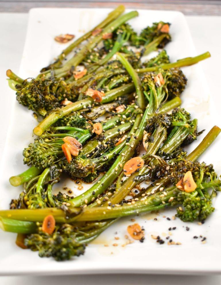 Easy Asian-Style Broccolini