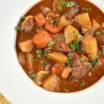 Instant Pot Beef Stew Recipe – 6 Points